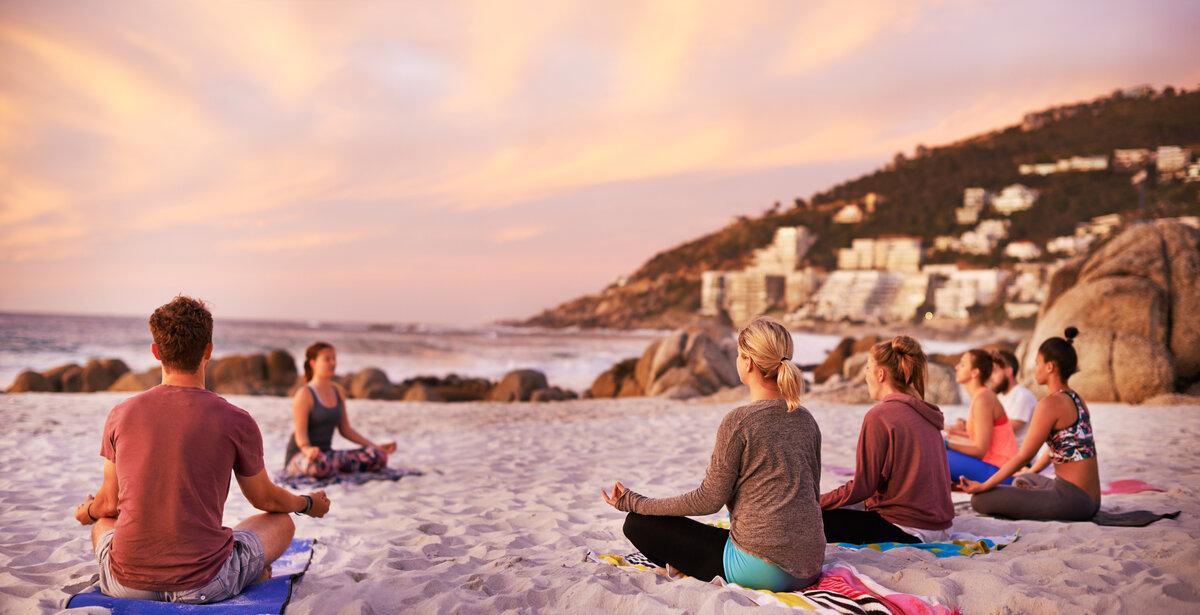 Corporate Yoga Retreat